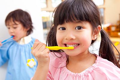 小児歯科は定期管理が大切です